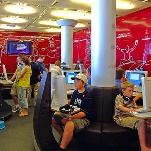 Интернет-кафе Ардона